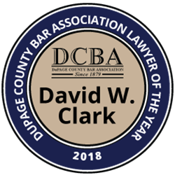 David W Clark DCBA Lawyer of the Year 2018
