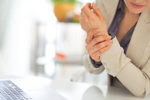 Bloomingdale workers' comp attorney, repetitive stress injury