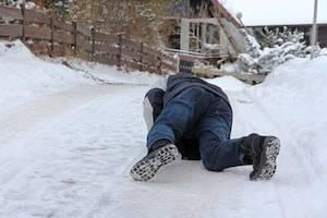 Wheaton slip and fall attorney, slip and fall hazards