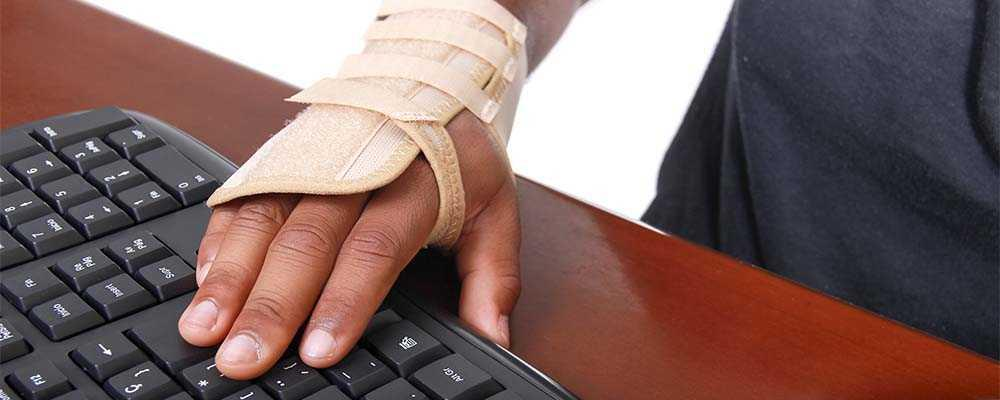 Naperville carpal tunnel job injury attorney